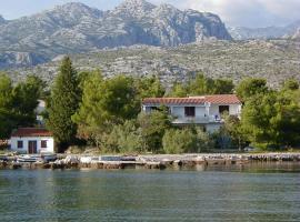 Villa Jaz, apartment in Seline
