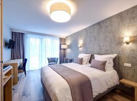 Au fil de l'eau, hotel near Charleroi Sud, Seneffe