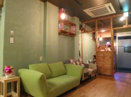 No Borders Hostel, affittacamere a Tokyo