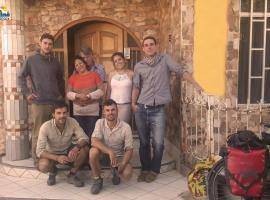 Caroline lodging, self catering accommodation in Huaraz