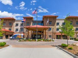 Hampton Inn & Suites Boulder North, hotel in Boulder