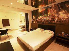Caribe Motel (Adult Only), love hotel in Sao Paulo