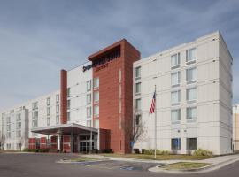 SpringHill Suites by Marriott Salt Lake City Airport, hotel in Salt Lake City