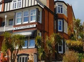 Kingsholm, hotel near Meadfoot Beach, Torquay