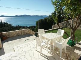 Apartments by the sea Sladjenovici, Dubrovnik - 2162, hotel in Slano