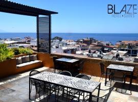 BLAZE Hotel & Suites, hotel in Downtown Puerto Vallarta, Puerto Vallarta