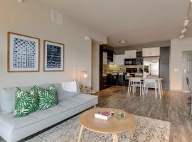 Abode Los Angeles - Marina Del Rey Venice Beach, serviced apartment in Los Angeles