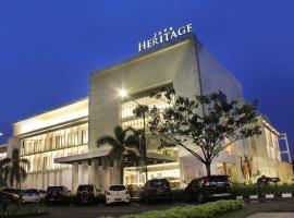 Java Heritage Hotel Purwokerto, hotel di Purwokerto