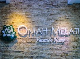 Omah Melati - Vacation Home, holiday home in Solo