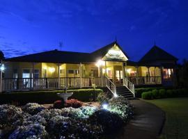 Rosevillehouse Bed & Breakfast, hotel in Maleny