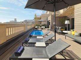 H10 Urquinaona Plaza, boutique hotel in Barcelona