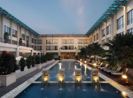 Aryaduta Medan, hotel di Medan