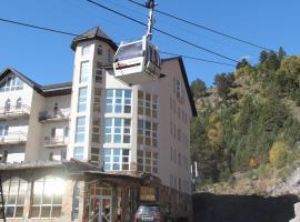 Hotel Shaherezada, hotel in Terskol