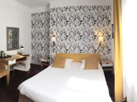 Hotel Ajoncs d'Or, hotel in Saint Malo