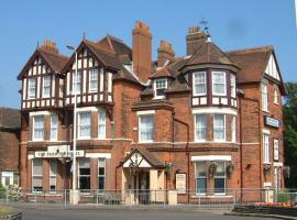 Park Inn Hotel Folkestone, hotel in Folkestone