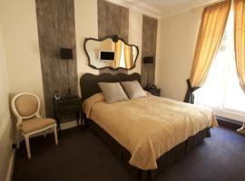 ホテル ド モナコ、カップ・ダイユのホテル