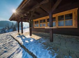 Valašské chalupy Resort, hotel ve Velkých Karlovicích