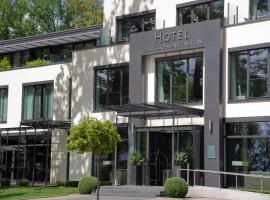 Relais & Châteaux Hotel Burg Schwarzenstein, hotel in Geisenheim