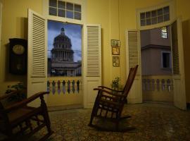 Casa Amistad, homestay in Havana