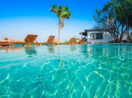 Warere Beach, hotel v destinaci Nungwi