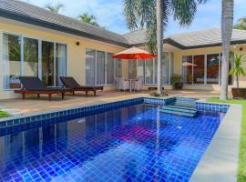 5 Islands Beach Villa @ Lipa Noi, отель в Липа-Ное