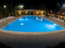 Antiche Terme di Sardara, hotell i Sardara