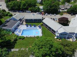 Blue Rock Resort, hotel in South Yarmouth