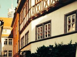 Hotel Haus im Sack, hotel near Optical Museum Jena, Jena