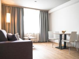 Daxburg Apartments, Budget-Hotel in Innsbruck