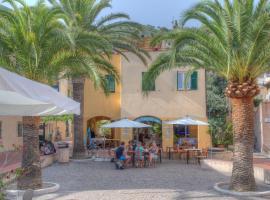 Hotel Arabesque, отель в Вариготти