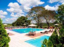 7 Saltos Resort, hotel in Salto del Guairá