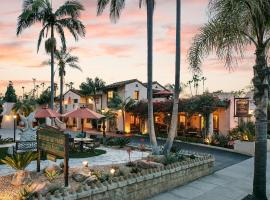 Brisas Del Mar Inn at the Beach, boutique hotel in Santa Barbara