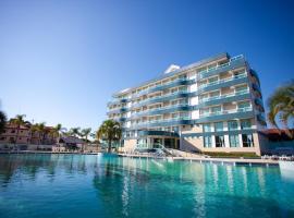 Oceania Park Hotel Spa & Convention, hotel em Florianópolis