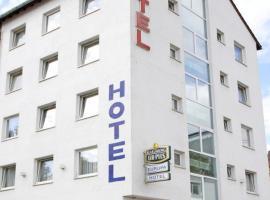 Europa Hotel, hotel in Saarbrücken