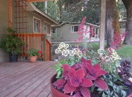 China Creek Cottages, Hotel in Willow Creek