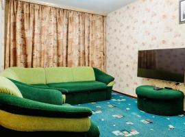 Apartment TwoPillows on Lenina 68А, отель в Воркуте