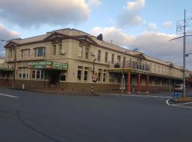 Northern Wairoa Hotel, hotel in Dargaville
