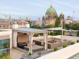 MONBIJOU PENTHOUSE by Suite.030 high class apartments, budget hotel in Berlin