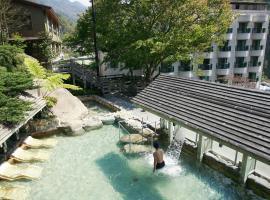錦水溫泉飯店,泰安鄉的飯店