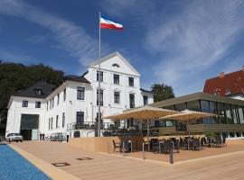 Hotel Kieler Yacht Club, Hotel in Kiel