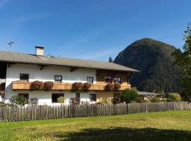 Landhaus Rauth, hotel near King's House on Schachen, Leutasch