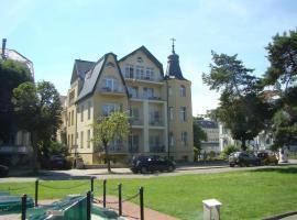 Villa Merry Spa&Wellness, vacation rental in Świnoujście