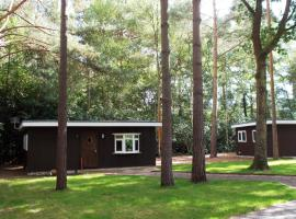 California Chalet & Touring Park, hotel near Bearwood Lakes Golf Club, Wokingham