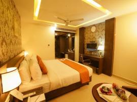 Hotel Indraprasttha, hotel in Vijayawāda