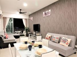 H2H - London House @ Majestic Ipoh (8~10 Guests), apartment in Ipoh