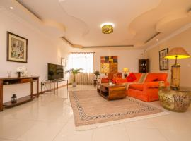 Hotel Rudi, hotel v Nairobiju