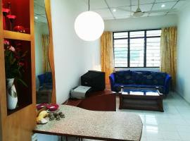 Max Budget Hideout, apartment in Bayan Lepas