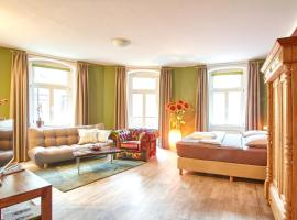 Übernachtenindresden, apartment in Dresden