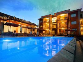 Bon Bini Residence, hotel in Kampala