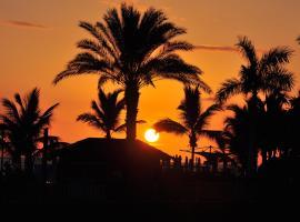 B&B Paraiso del Sol, hotel met zwembaden in Maspalomas